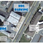 Where to park at BRG